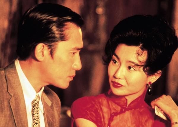 Tony Leung Chiu Wai, Maggie Cheung