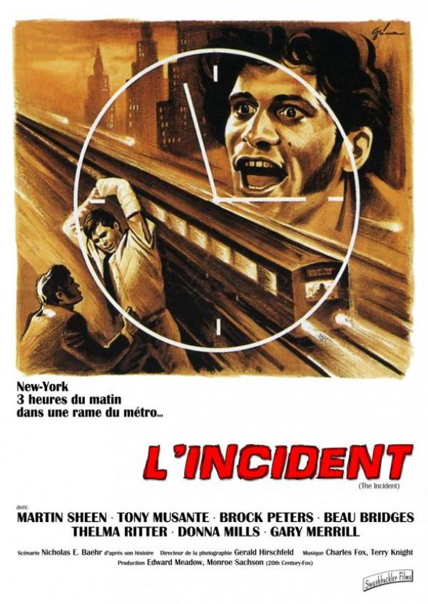 L'Incident : Affiche