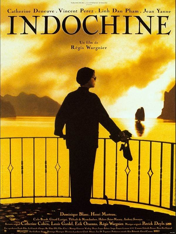 Indochine, Affiche version restaurée