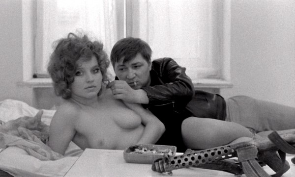 Hanna Schygulla, Rainer Werner Fassbinder