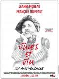 Jules et Jim : Affiche