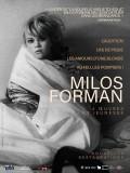 Milos Forman, 4 oeuvres de jeunesse, affiche rétrospective