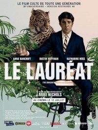 Le Lauréat, Affiche version restaurée