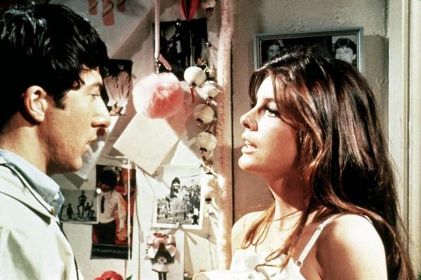Dustin Hoffman, Katharine Ross