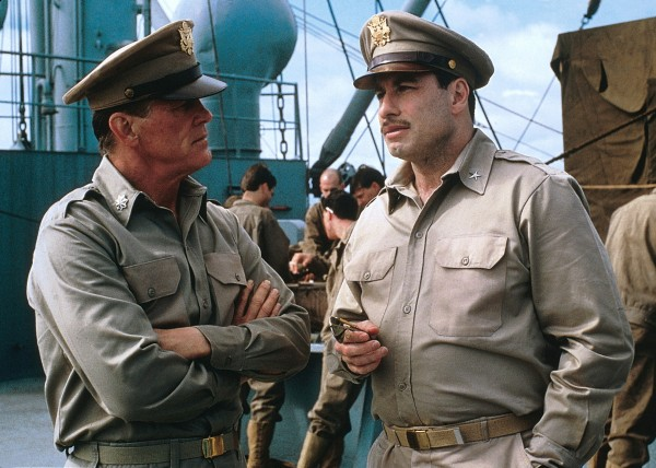 Nick Nolte, John Travolta