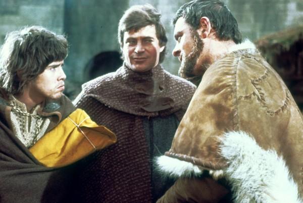 Nigel Terry, John Castle, Peter O'Toole