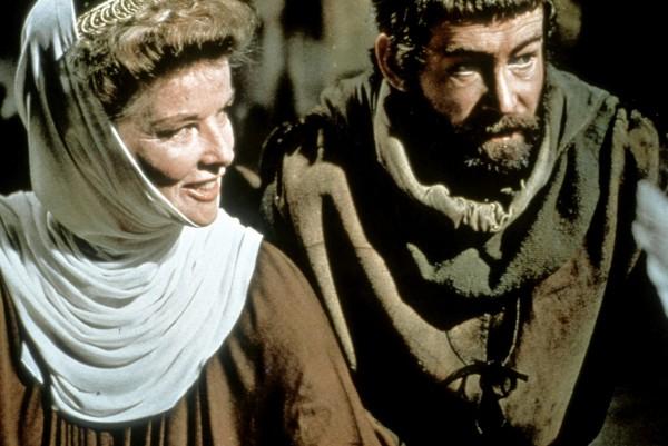 Katharine Hepburn, Peter O'Toole