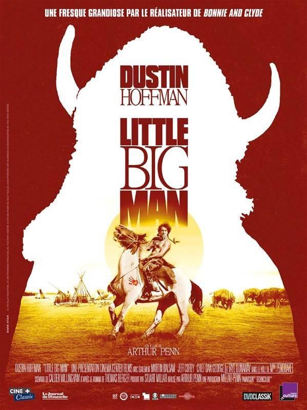 Little Big Man, Affiche version restaurée