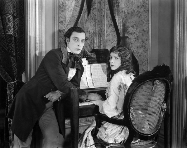 Buster Keaton, Natalie Talmadge