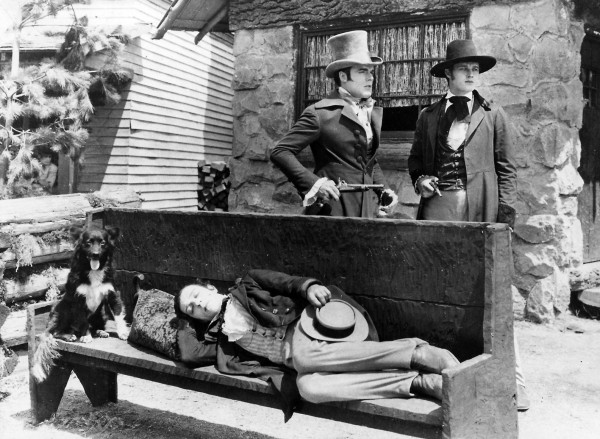 Buster Keaton, Francis X. Bushman Jr., Craig Ward