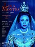 Lola Montès, affiche