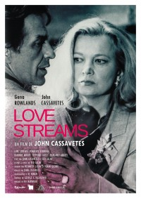 Love Streams, Affiche version restaurée