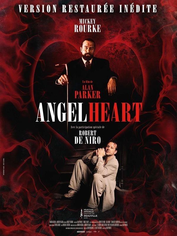 Angel Heart, aux portes de l'enfer, affiche version restaurée