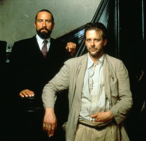 Robert De Niro, Mickey Rourke