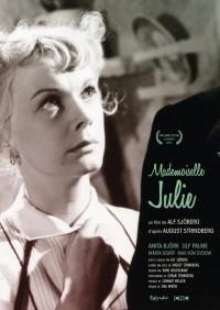 Mademoiselle Julie : Affiche