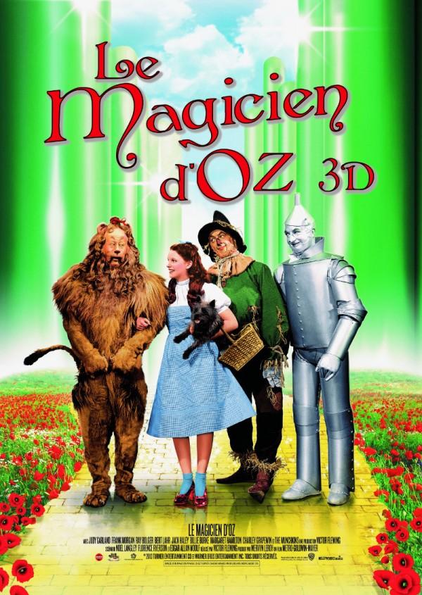 Le Magicien d'Oz : Affiche