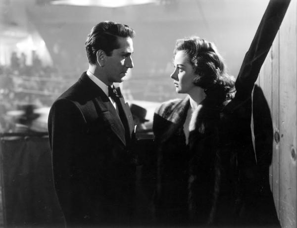 Richard Conte, Susan Hayward