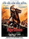 Major Dundee, Affiche