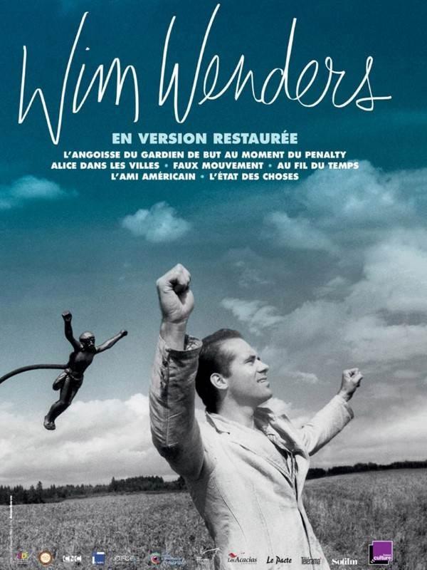 Rétrospective Wim Wenders en 6 films, Affiche