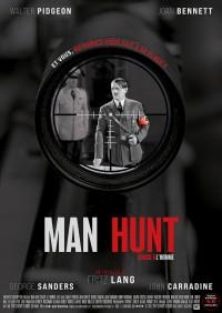 Man Hunt - affiche