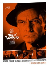 Man on a Tightrope, Affiche