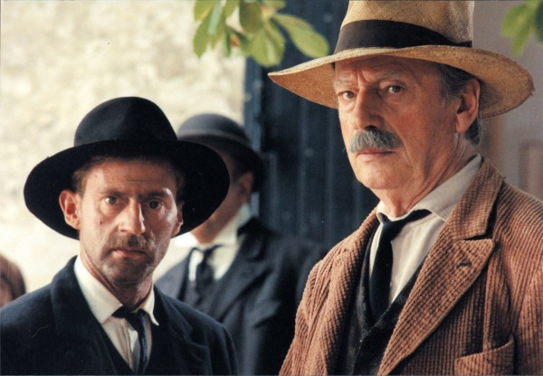 Daniel Auteuil, Yves Montand