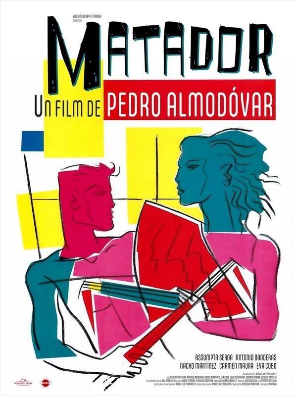 Matador, affiche