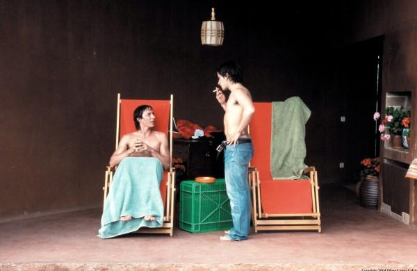 Fele Martínez (Enrique Goded), Gael García Bernal (Angel / Juan)
