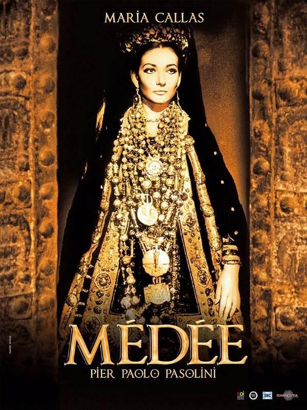 Médée, Affiche version restaurée