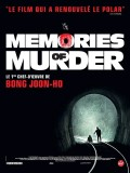 Memories of Murder, Affiche, version restaurée