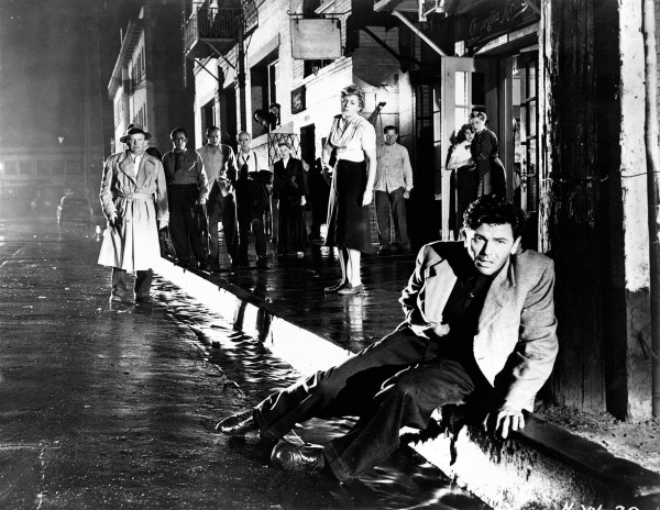 Personnages, Shelley Winters, John Garfield