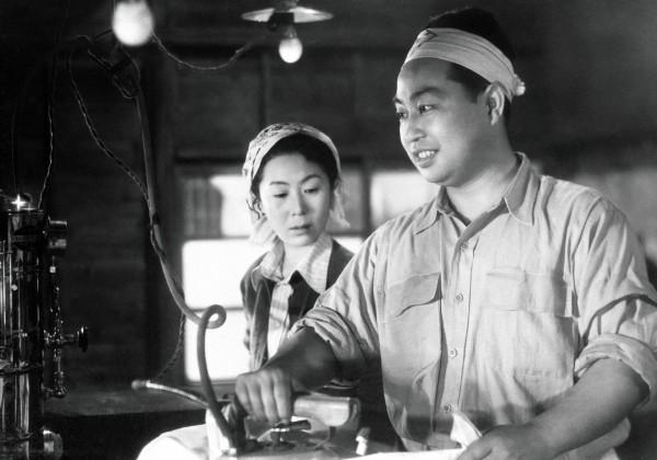 Kinuyo Tanaka (Masako Fukuhara ), Masao Nishima (Ryousuke Fukuhara )