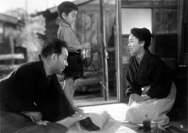 Masao Nishima (Ryousuke Fukuhara ), Kinuyo Tanaka (Masako Fukuhara )