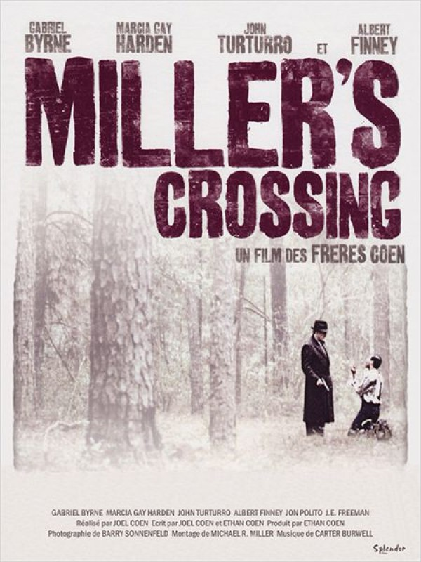 Miller's Crossing : Affiche