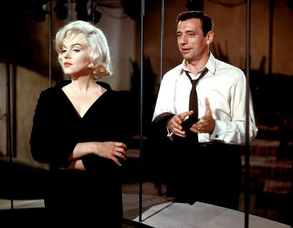 Marilyn Monroe, Yves Montand