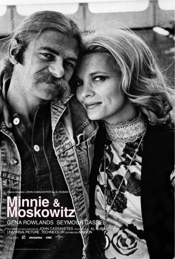 Minnie et Moskowitz (Ainsi va l'amour) : Affiche