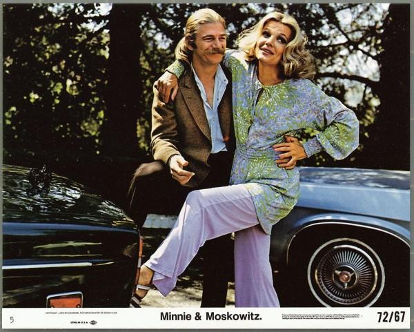 Minnie et Moskowitz (Ainsi va l'amour)