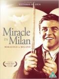 Miracle à Milan : Affiche