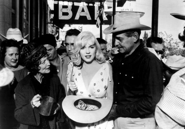 Marilyn Monroe, Clark Gable