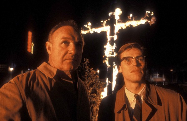 Gene Hackman, Willem Dafoe