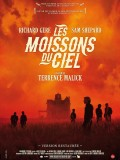 Les Moissons du ciel, affiche version restaurée