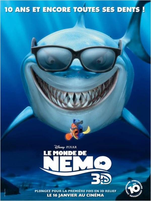 Le Monde de Nemo : Affiche