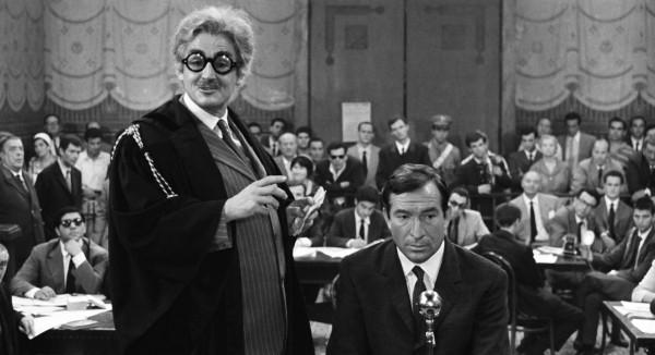 Vittorio Gassman, Ugo Tognazzi