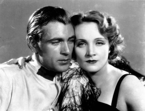 Gary Cooper, Marlene Dietrich