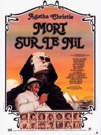 Mort sur le Nil, Affiche
