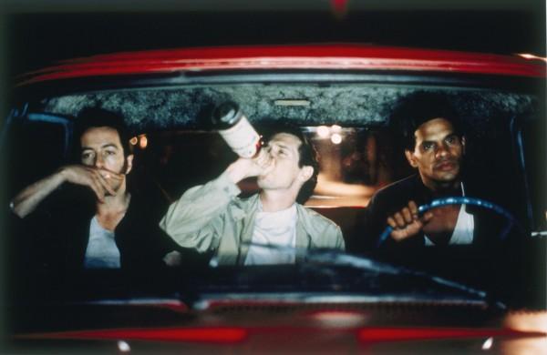 Joe Strummer (Johnny), Steve Buscemi (Charlie), Rick Aviles (Will Robinson)