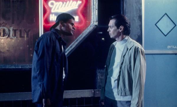 Rick Aviles (Will Robinson), Steve Buscemi (Charlie)
