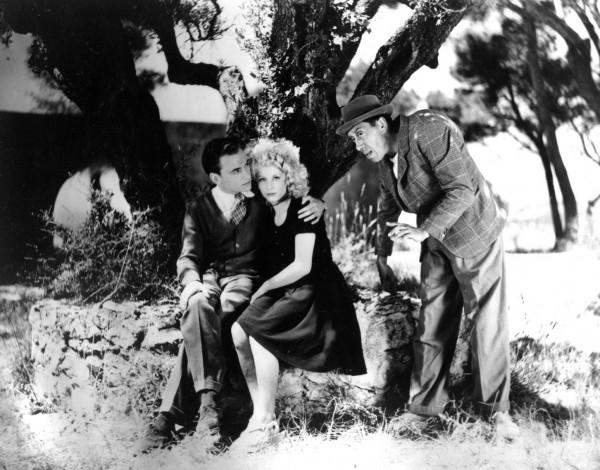 Raymond Pellegrin, Jacqueline Bouvier, Fernandel