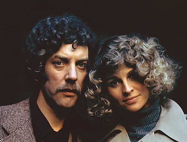 Donald Sutherland, Julie Christie