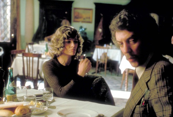 Julie Christie, Donald Sutherland